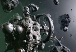 Asteroide-colonia